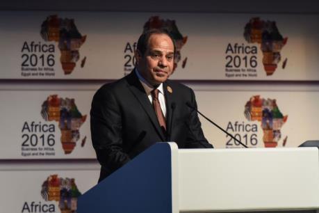 Hội nghị cấp cao kinh tế châu Phi 2016 khai mạc tại Ai Cập