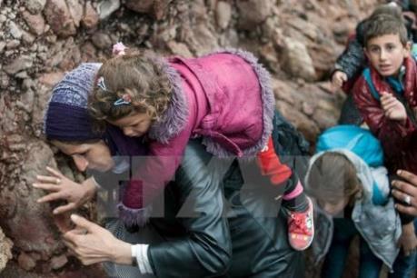 Vấn đề người di cư: Khoảng 200.000 người tị nạn đang chờ ở Bắc Phi để vào châu Âu