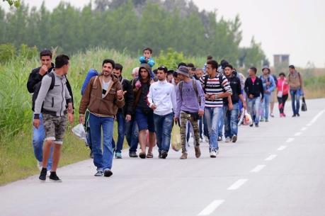 Vấn đề người di cư:  Đa số người Đức ủng hộ tái kiểm soát biên giới