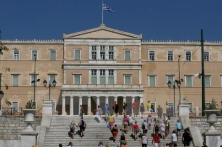 Các nhà tài trợ ở EU bàn kế hoạch giảm nợ từng bước cho Hy Lạp