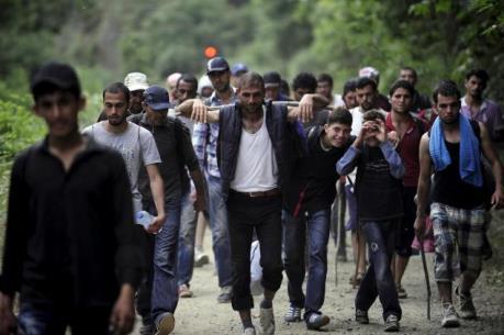 Vấn đề người di cư: Macedonia ngừng tiếp nhận người di cư Afghanistan