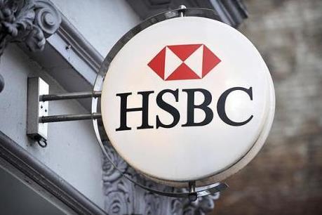 Lợi nhuận ròng của HSBC giảm 1,2% trong năm 2015