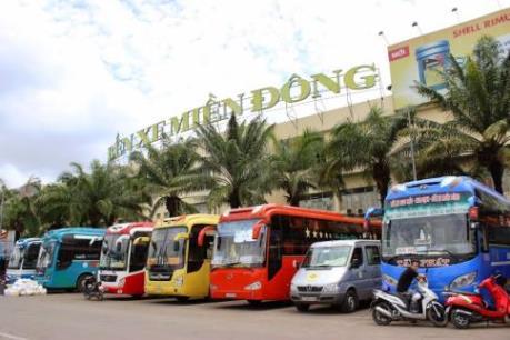 Tp. Hồ Chí Minh sẽ xử phạt doanh nghiệp vận tải chưa kê khai giá cước