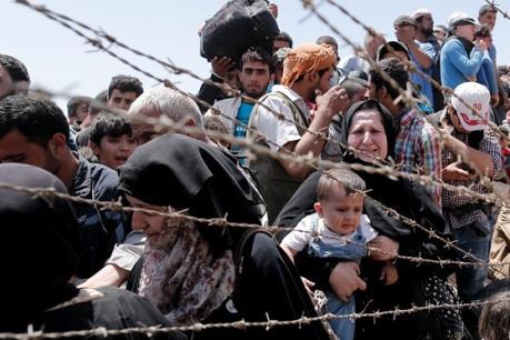 Vấn đề người di cư: Đức ra tối hậu thư để châu Âu giải quyết khủng hoảng