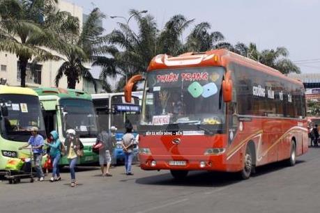 Nhiều doanh nghiệp kinh doanh vận tải hành khách giảm giá cước