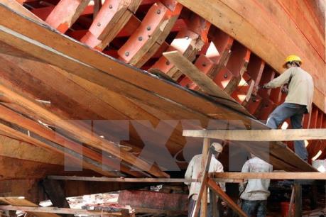 Nhiều vướng mắc cho vay vốn đóng tàu theo Nghị định 67
