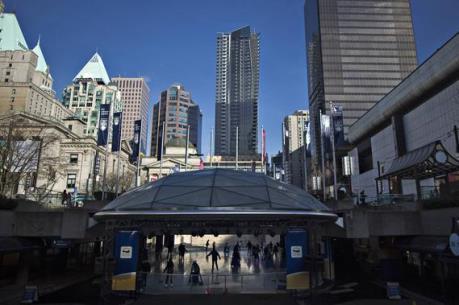 Vancouver đứng đầu Bắc Mỹ về chất lượng cuộc sống
