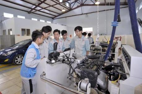 Khánh thành Trung tâm đào tạo Hyundai – Koica – Dream Center