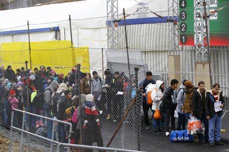 Vấn đề người di cư: Các nước Tây Balkan quyết tâm giảm dòng người di cư