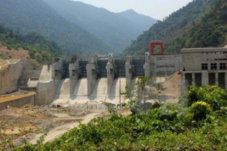 """Thủy điện làm """"chết"""" một đoạn sông khu du lịch nổi tiếng ở Đắk Lắk"""