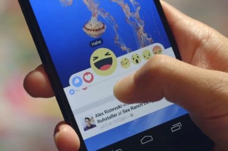 Facebook trình làng biểu tượng cảm xúc mới