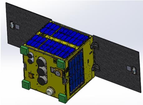 Vệ tinh quan sát trái đất của Việt Nam sẽ vào vũ trụ năm 2018