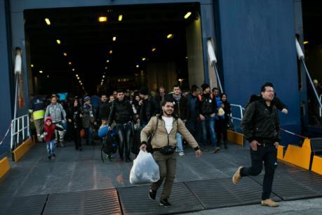 Vấn đề người di cư: Hy Lạp cảnh báo khả năng không hợp tác với EU
