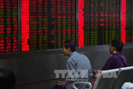 Chứng khoán Thượng Hải giảm hơn 6% trước thềm hội nghị G20