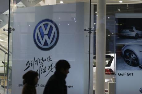 Hàn Quốc bất ngờ khám xét trụ sở của VW tại Seoul