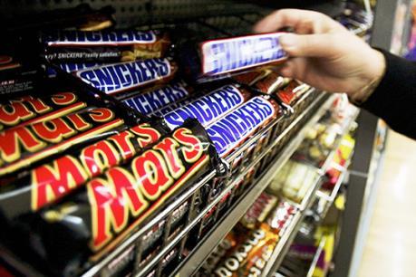 Hãng sản xuất bánh kẹo Mars thu hồi sản phẩm ở 55 nước