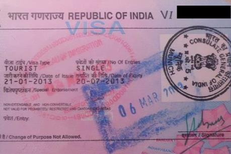 Ấn Độ cấp thị thực du lịch điện tử cho thêm 37 nước