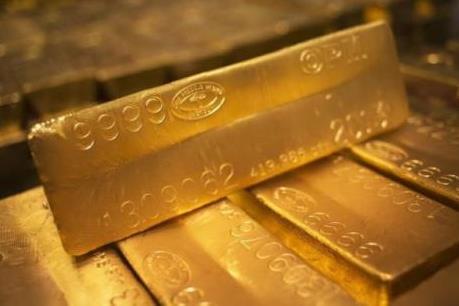 Giá vàng thế giới 21/4 rời mức cao của 5 tuần