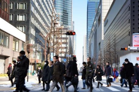 Nhật Bản: Lạm phát trở về mức 0%