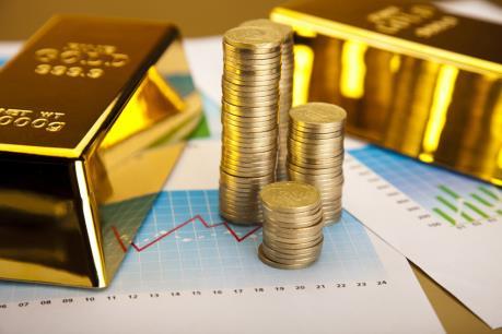 Giá vàng trong nước tăng giảm bất nhất