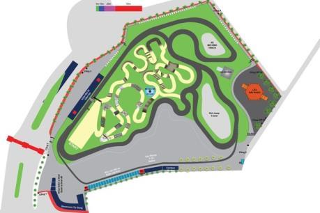 Việt Nam đã có trường đua xe tiêu chuẩn quốc tế