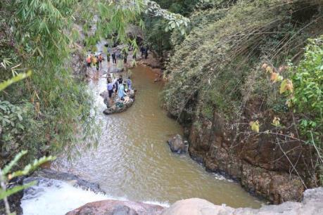 Ba du khách nước ngoài gặp nạn tại Khu du lịch thác Datanla, Đà Lạt