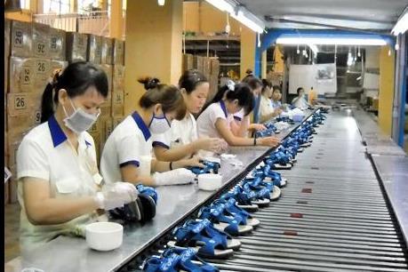 Đồng Nai: Công nhân Công ty Biti's trở lại làm việc