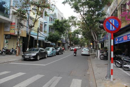 Đà Nẵng: Cấm đỗ xe ngày chẵn, lẻ trên một số tuyến đường