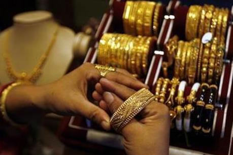 Giá vàng chạm mức cao nhất 13 tháng qua