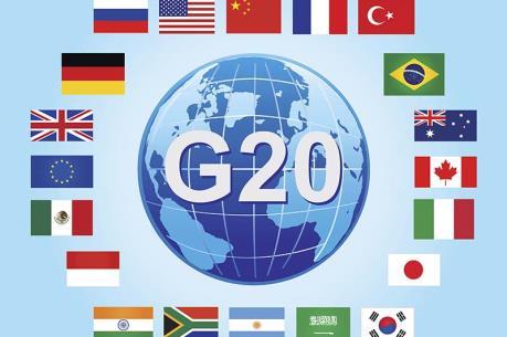 """G20 cam kết sử dụng """"tất cả công cụ chính sách"""" để thúc đẩy tăng trưởng"""