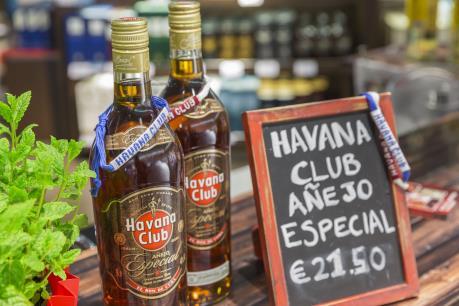 Havana Club muốn trở thành sản phẩm đầu tiên của Cuba bán tại Mỹ