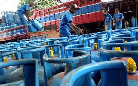 Từ 1/3, giá gas tăng nhẹ với mức 125 đồng/kg