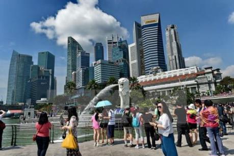 Doanh số ngành du lịch Singapore giảm gần 7%