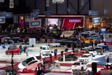 Siêu xe động cơ cực lớn tái xuất tại Triển lãm ô tô quốc tế Geneva lần thứ 86: