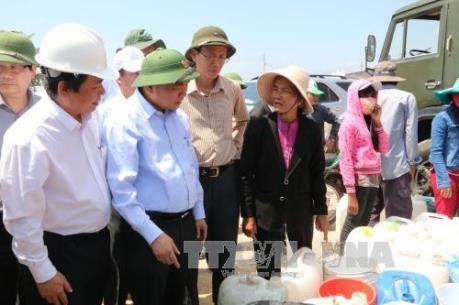Hạn mặn ở Đồng bằng sông Cửu Long - Bài 3: Cả hệ thống chính trị vào cuộc