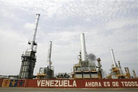 Dầu mỏ rớt giá khiến kim ngạch thương mại Venezuela-Mỹ giảm mạnh