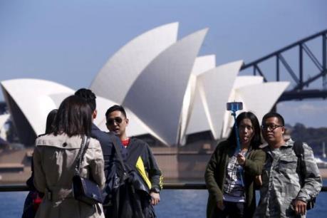 Ngành du lịch Australia phá kỷ lục về doanh thu