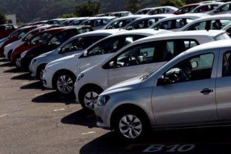 Doanh số ô tô tại thị trường Mỹ tăng cao nhất trong 16 năm