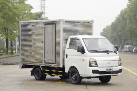 Hyundai Thành Công ra mắt xe tải nhẹ với giá từ 325 triệu đồng