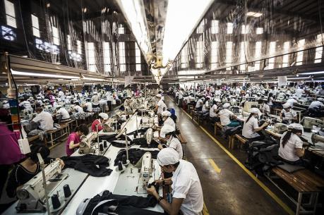 Thị phần hàng dệt may Việt Nam tại Mỹ tiếp tục tăng