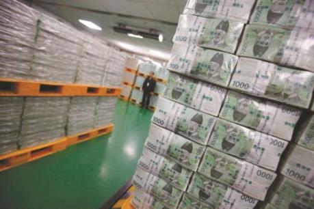 Đầu tư của Hàn Quốc vào chứng khoán nước ngoài tăng mạnh