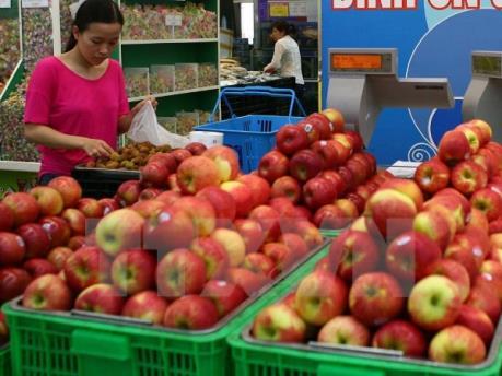 Vẫn còn tồn dư chất cấm vượt ngưỡng trong rau, quả, thịt