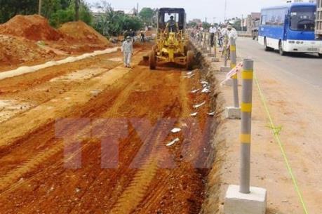 Các tuyến đường cấm đào tại TP.HCM