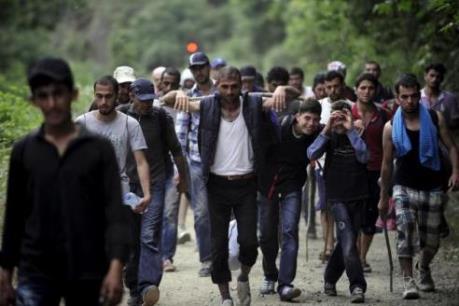 Các nước châu Âu tích cực ứng phó với vấn đề di cư