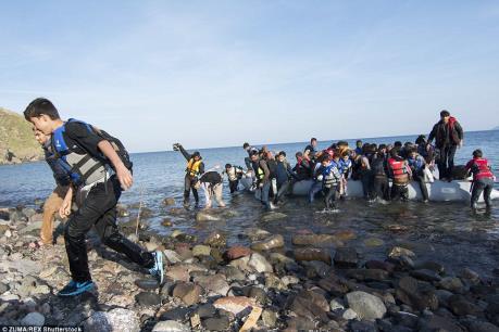 Vấn đề người di cư: Thổ Nhĩ Kỳ cam kết tuân thủ kế hoạch chung với EU