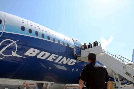 Iran nhắm tới Boeing trong nỗ lực hiện đại hoá đội bay