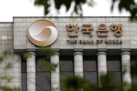 Dự trữ ngoại tệ của Hàn Quốc giảm bốn tháng liên tiếp