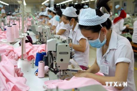 Dệt may Việt Nam thu hút nhà đầu tư Hàn Quốc