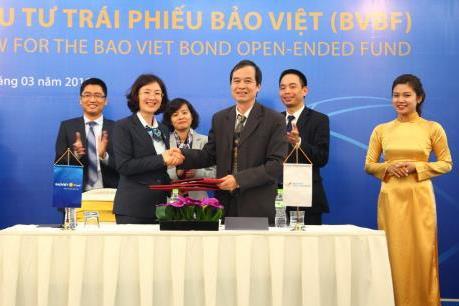 Ra mắt Quỹ Đầu tư Trái phiếu Bảo Việt