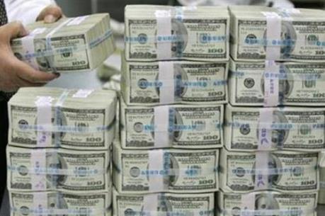 Đồng USD tăng giá so với yen và euro